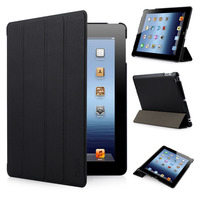Case For IPad 2 3 4 IHarbort Premium PU Leather Smart Cases Cover Stand With Multi