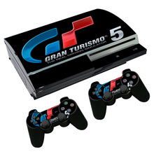 Gran Turismo Sport Gt Sport Skin Sticker Decal Voor PS3 Vet Playstation 3 Console En Controllers Voor PS3 Vet Skins sticker Vinyl