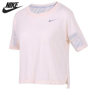 Original New Arrival 2018 NIKE TAILWIND TOP SS COOL Women's T-shirts short sleeve Sportswear