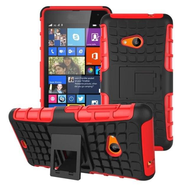 For Nokia 535 case Heavy Duty...