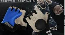 10pairs Basketball basic skills Dribble Training gloves Defender Dribbling Breakthrough Equipment