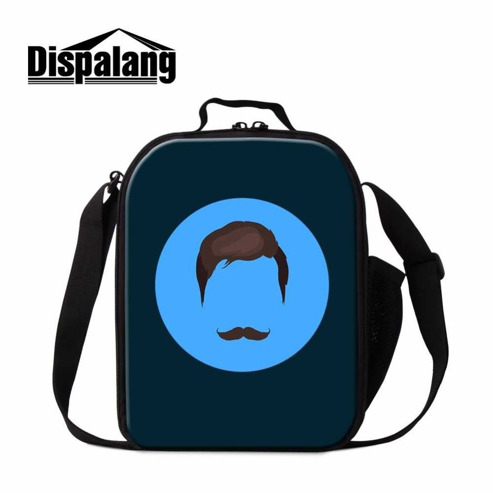 Dispalang Cartoon Thermos Picnic Bag For Kids Lunch Bags For Women School Marmita Termica Lancheira Teenager Bag For Food Bolsa