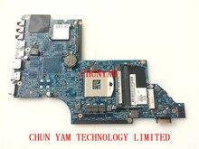 original 665350-001 For HP DV6 DV6-6000 Laptop Motherboard HM65 mainboard 100% Tested 90 Days Warranty