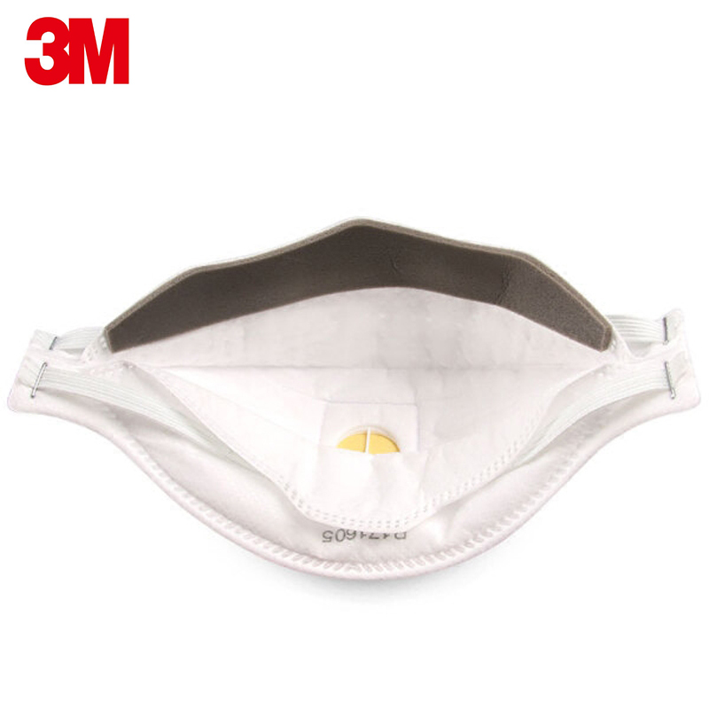 respiratore 3m aura