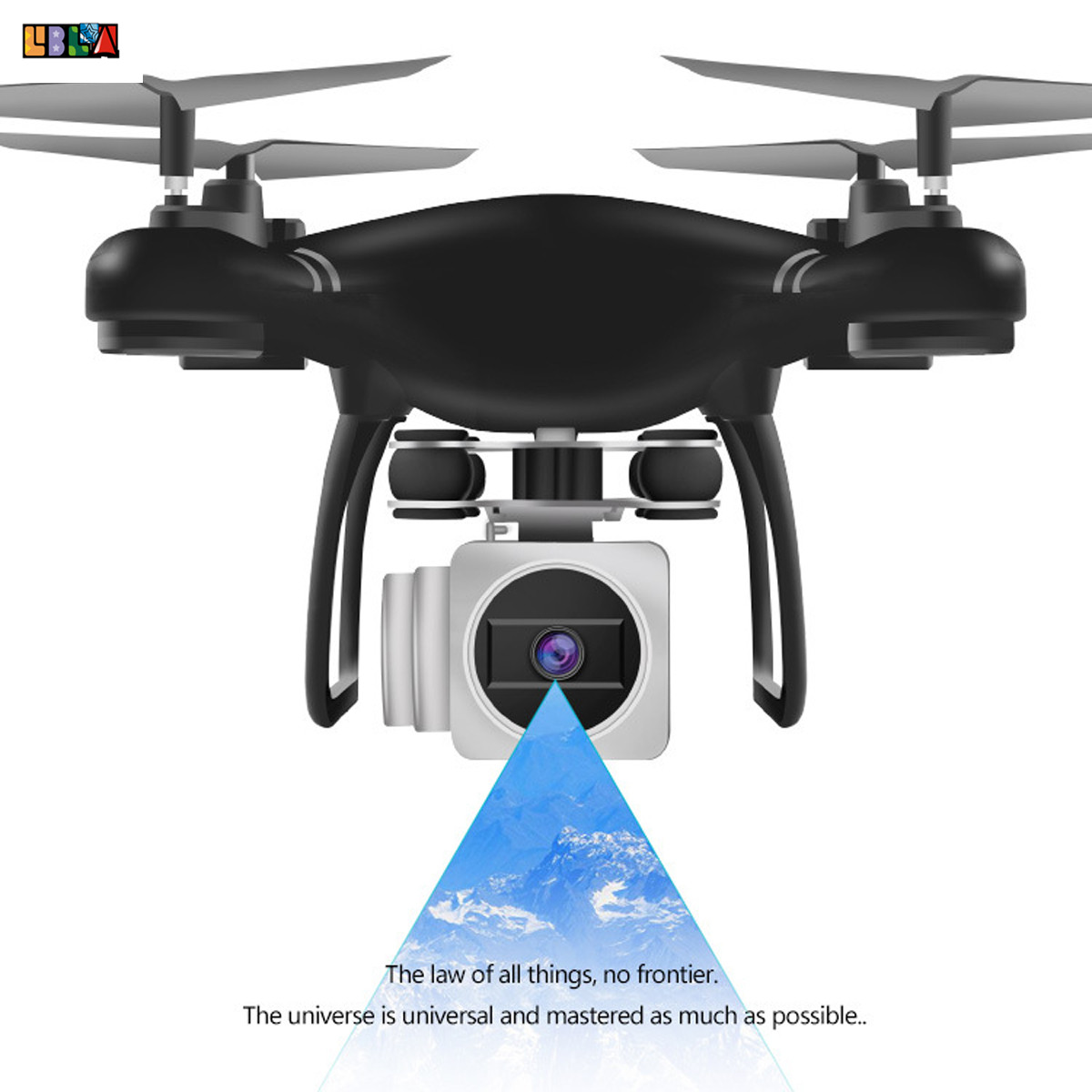 White/Black HJ14W Wide Angle Lens HD FPV RC Camera Drone RC 2.4GHz WiFi 2MP Six Axis Gyro remote control charging helicopter