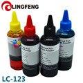 Набор для заправки чернил для принтера Brother LC123 mfc-J4510DW MFC-J4610DW чернильный картридж LC123 MFC-J4410DW J4710DW