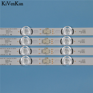 "Image 5 - Lamps LED Backlight Strip For LG 39LA6208 39LA620S 39LA620V 39LA6218  ZA Television Light Bars Kit LED Band POLA2.0 39"" A B Type"