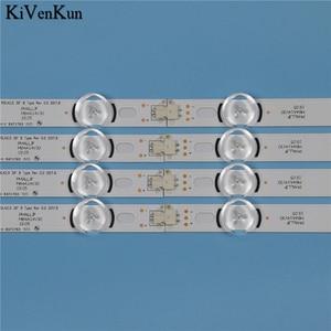 "Image 5 - Lampy listwa oświetleniowa LED do LG 39LA6208 39LA620S 39LA620V 39LA6218  ZA zestaw lamp telewizyjnych LED pasek POLA2.0 39 ""A B typ"