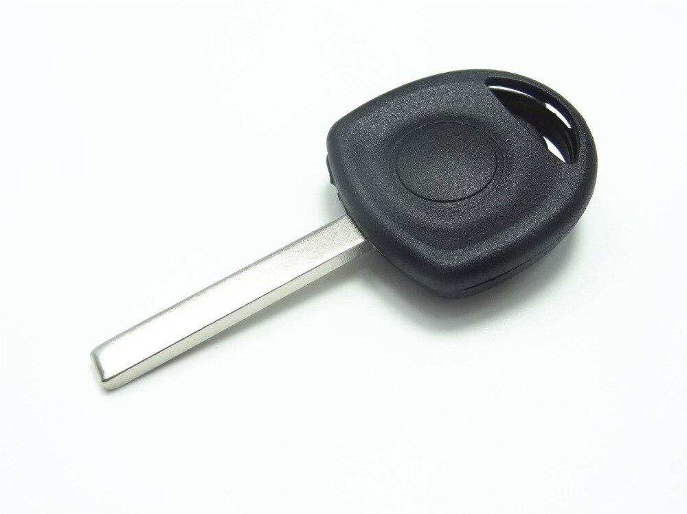 Nuevo de Reemplazo de la cáscara de la llave transponder Caso adapta para opel/l