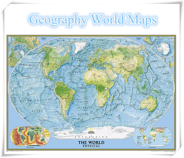 Nice Design Geography Maps With Details Data Terrain Global - Global terrain map