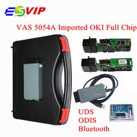 DHL Free Newest Imported Full OKI Chip VAS 5054A Diagnostic Tool VAS 5054 ODIS V3 0