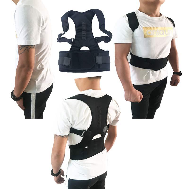 Corrector unterstützung zurück brace posture korrektur corretor de postura houding correctie teppich ceinture dos espalda zurück gürtel schmerzen