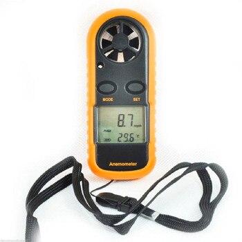 المحمولة مقياس شدة الريح ميزان الحرارة الرقمي باليد سرعة الرياح متر قياس 30 متر/الثانية مقياس شدة الرياح سرعة الرياح أداة قياس