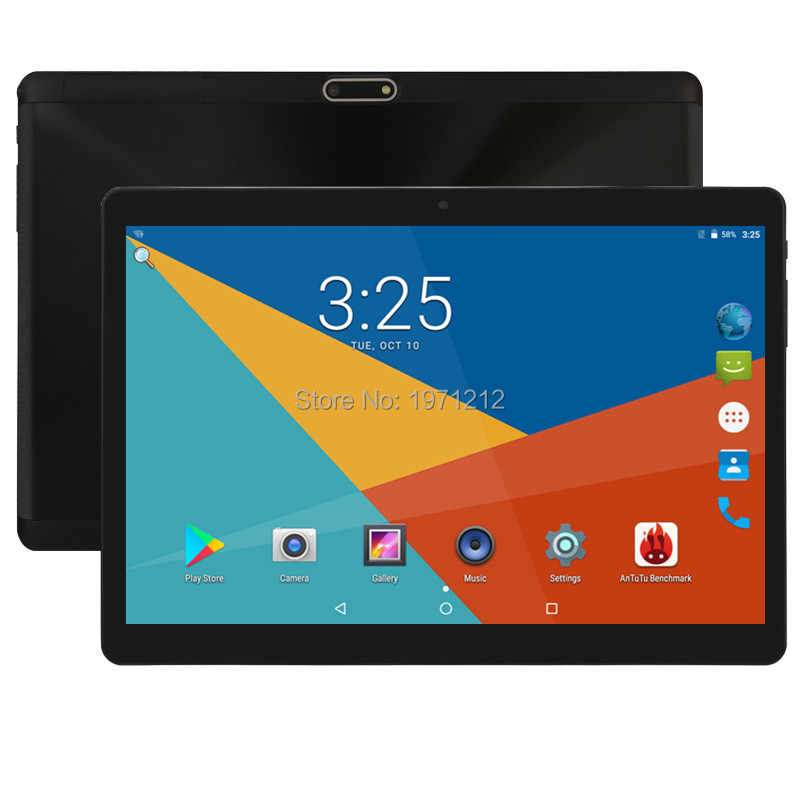 10 inch 3g 4g LTE tablet pc Octa core IPS 4 gb RAM 128 gb ROM Android 8.0 wifi Bluetooth GPS tablet 7 8 9 10.1 + Geschenken 2.5D screen