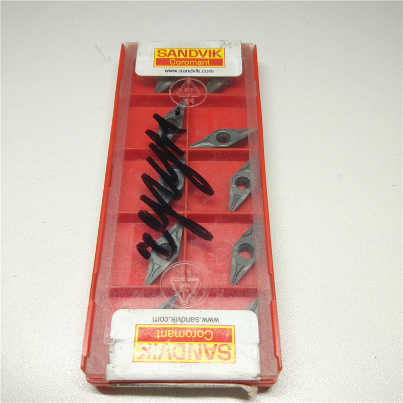 YZ66 10PCS VBMT 110304-KF H13A VBMT 221-KF H13A Carbide Insert remington kf 40 e