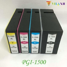 PGI-1500 PGI 1500 xl Ink Cartridge For Canon PGI-1500XL PGI1500 MAXIFY MB2050 MB2000 MB2300 MB2350 Printer