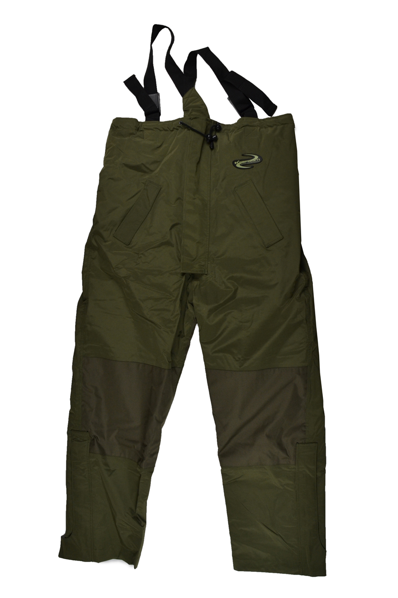 Korum pants suspenders trousers waterproof  -SShx