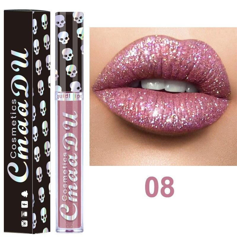 Beauty Essentials 1pcs Makeup Pink Baby Waterproof Jelly Lips Nude Lipstick Matte Cosmetics Balm Moisturizering Lip Care 6027