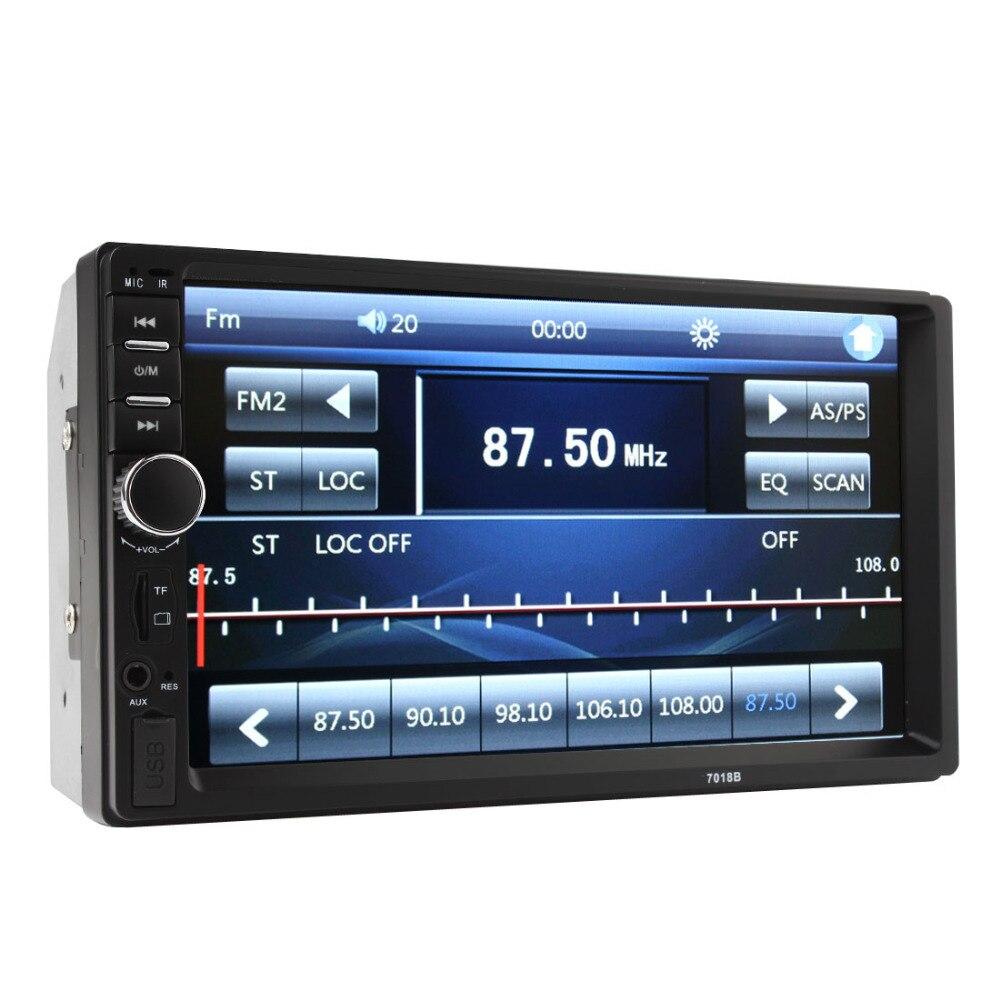 ФОТО REAKOSOUND 7018B 2 DIN Car Bluetooth Audio 7