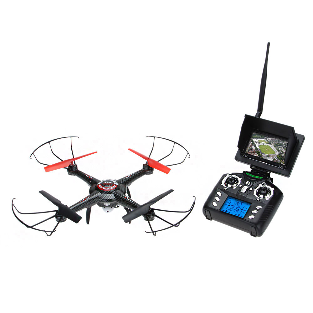 JJRC/Wltoys V686G 6-Axis 2.4G 4CH 5.8G Real-time Images UFO RC FPV Quadcopter Drone with 2.0MP Camera One-Key Return and CF Mode wltoys v686g 4ch 5 8g fpv real time transmission 2 4g rc quadcopter with 2 0mp camera headless mode auto return function us plug