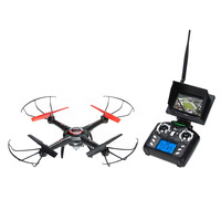 JJRC Wltoys V686G 6 Axis 2 4G 4CH 5 8G Real Time Images UFO RC FPV