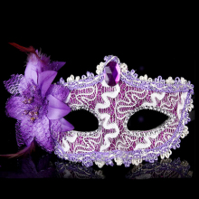 Luxury Sexy Lady Lace Mask Eye For Masquerade Party Fancy Dress Costume / Halloween
