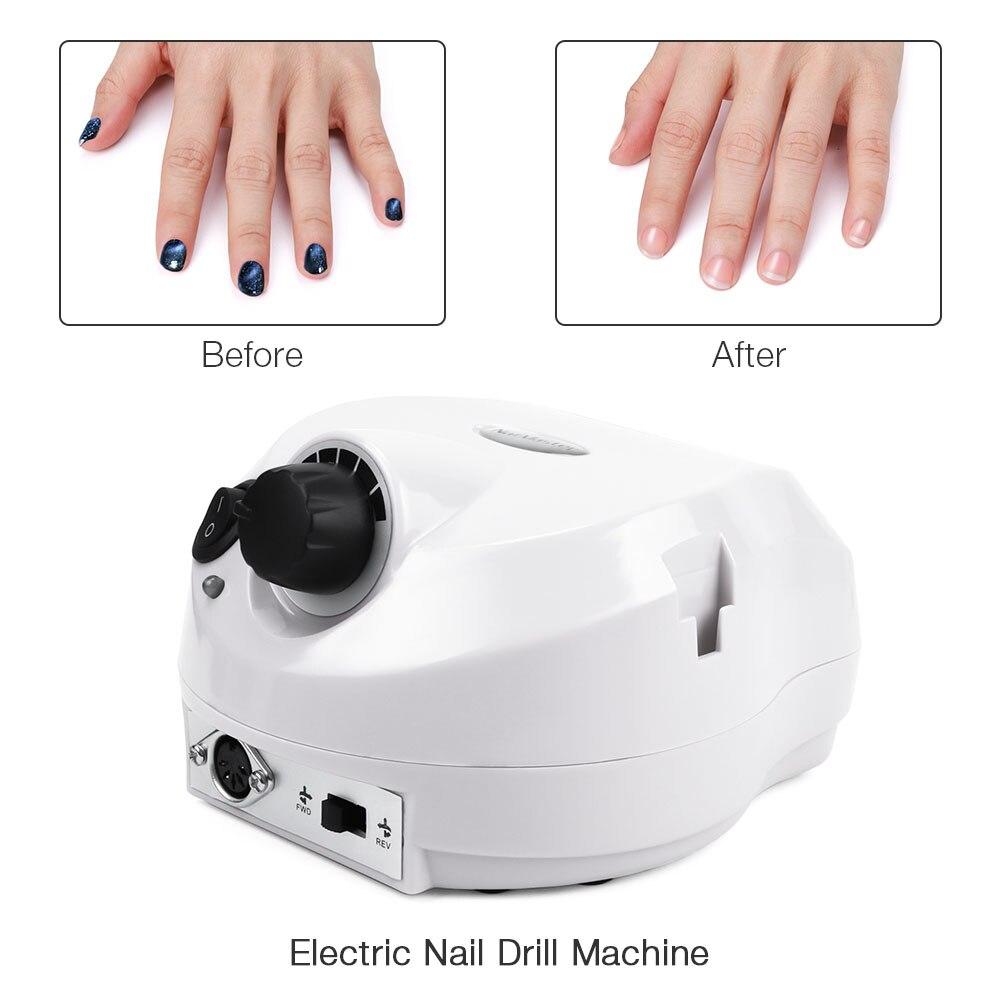 do prego equipamento do prego manicure pedicure