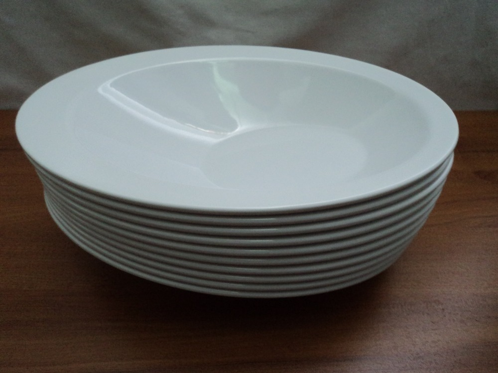 melamine dinnerware dinner plates 9inch u0026 108 inch ramp plate with chain restaurant a5 melamine plates