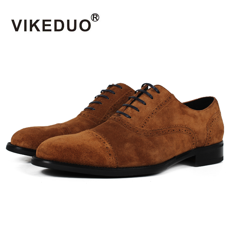Vikeduo 2018 Handmade vintage retro Designer Luxury Fashion dance party Casual male dress shoe Genuine Leather Men Oxford Shoes 2017 new real superstar sale mens shoes casual flat men vintage retro custom doug luxury leather handmade fashion genuine