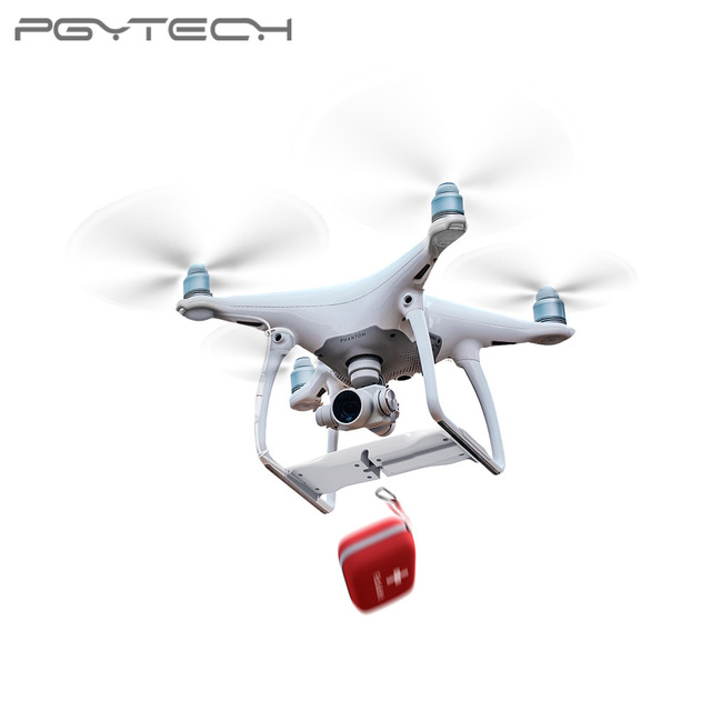 PGYTECH Air-Dropping System for DJI Phantom 4 Pro Phantom series drone Accessories