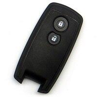WhatsKey Substituição Shell Chave Do Carro Cartão de Controle Remoto Inteligente 2 botão Para Suzuki Swift SX4 Grand Vitar Auto Remoto Chave caso