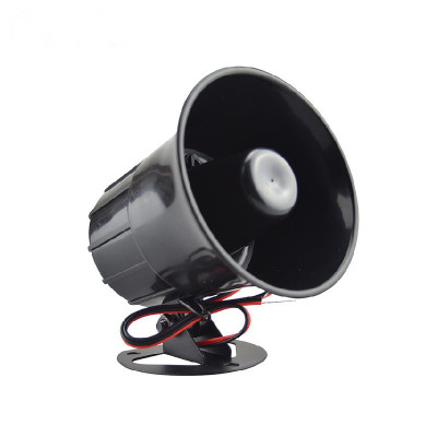 10PCS Alarm Siren Horn Outdoor With Bracket For Home Security Protection System Alarm Systems DC 12V
