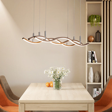 Brown nordic lamp Modern led Pendant Lights Office Living Room Dining Room Creative luminaire suspension Lights Home Decor Lamps