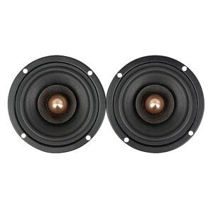 Image 3 - AIYIMA 2PCS 3Inch 15W Audio Fever Full range Speaker 4Ohm 8Ohm Full Range HIFI Treble Mediant Bass Loudspeaker DIY Speakers