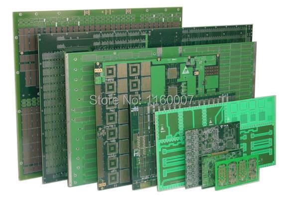 Custom Circuit Board Printing Fr4 16 Mm 1oz Pcb Fabrication Service
