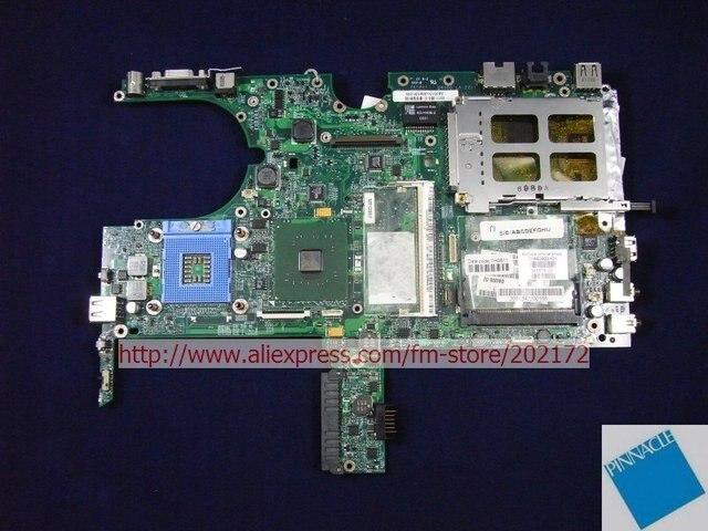 Motherboard para hp compaq nc4200 383515-001 dau00 la-2211 100% testado bom