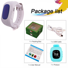 2018 New Q50 GPS Smart Watch
