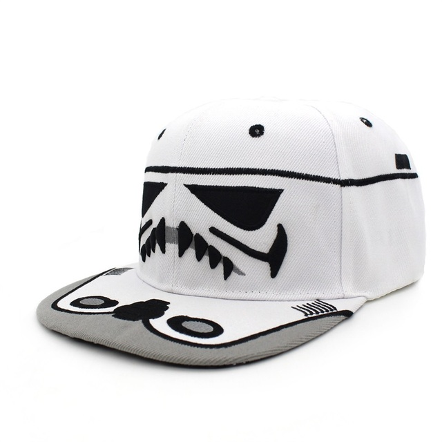 Star Wars Stormtrooper Baseball Cap (2 Colors)