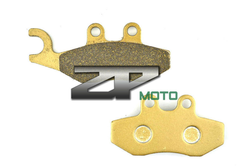 NAO Bremsbeläge Für APRILIA SR 125 Motard 2012-2013 Vorne SR 125/300 Max 2011-2013 Vorne und Hinten OEM Neue qualität