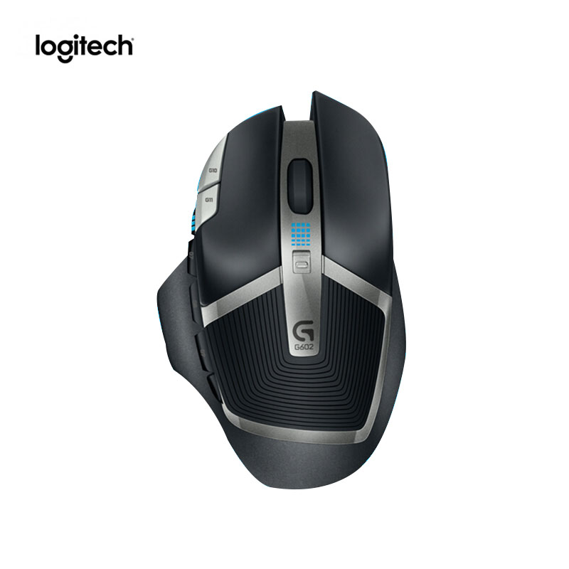 где купить New Boxed 100%Original Brand Logitech G602 Wireless Laser Mice Gaming Mouse with 250 Hour Battery Life дешево