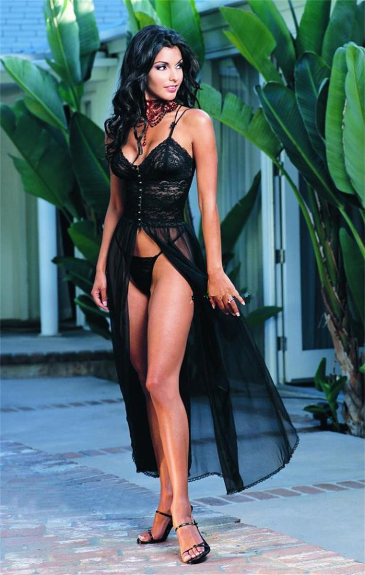 Sexy Lingerie Women Costumes font b Sex b font Toy Exotic Lingerie Night Gown Intimate Sleepwear
