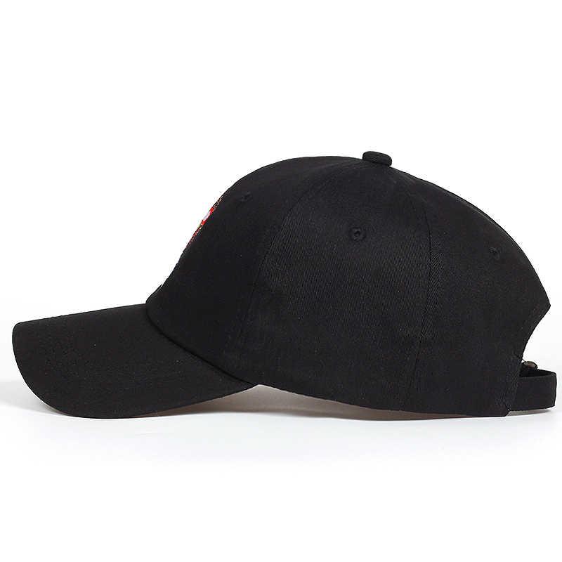 Gorra de béisbol bordada con bomba de lirio para papá Esskeetit Popular de idioma permite conseguirlo gorra de golf de 100% algodón gorra de Snapback garros