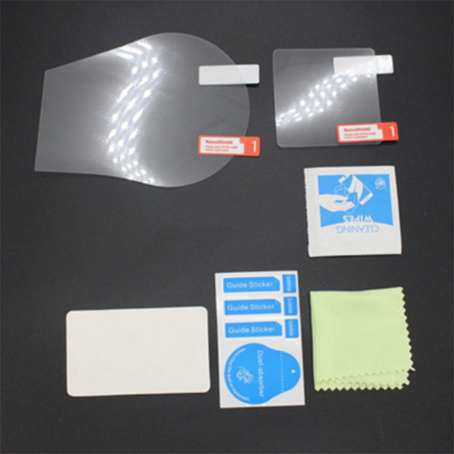 Motorcycle Cluster Scratch Protection Film Screen Protector for KTM 1050 1090 1190 1290 ADV GT 1290 Super Adventure DUKE R