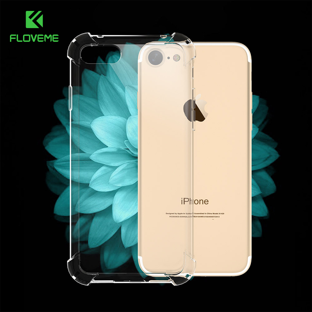 FLOVEME Cover for iPhone 7 6 6s...