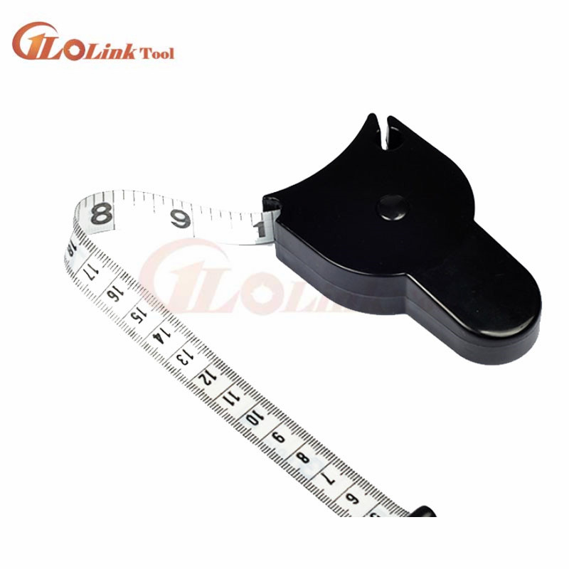 Body Fat Caliper Body Mass Measuring Tape Tester Fitness Weight Loss Muscle US