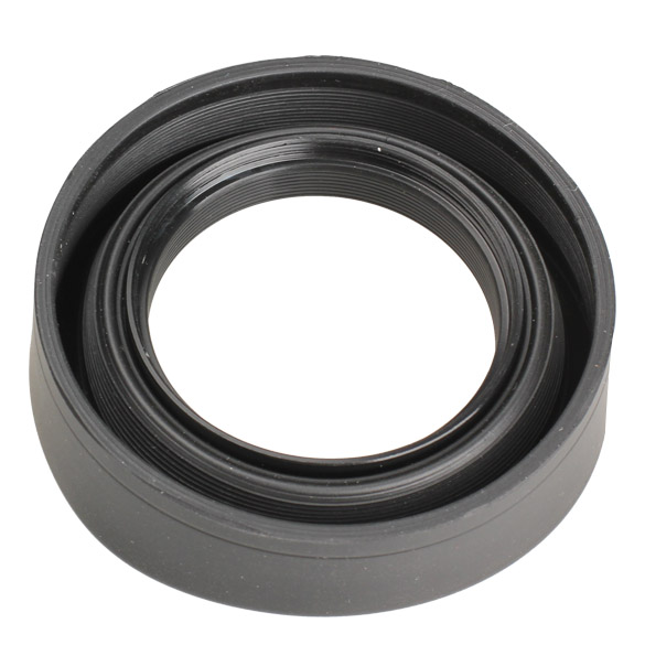 Universal Rubber Lens <font><b>Hood</b></font> Standard Camera <font><b>52mm</b></font> <font><b>Hood</b></font> For Canon Nikon Sony Camera Lens for Canon Accessories image