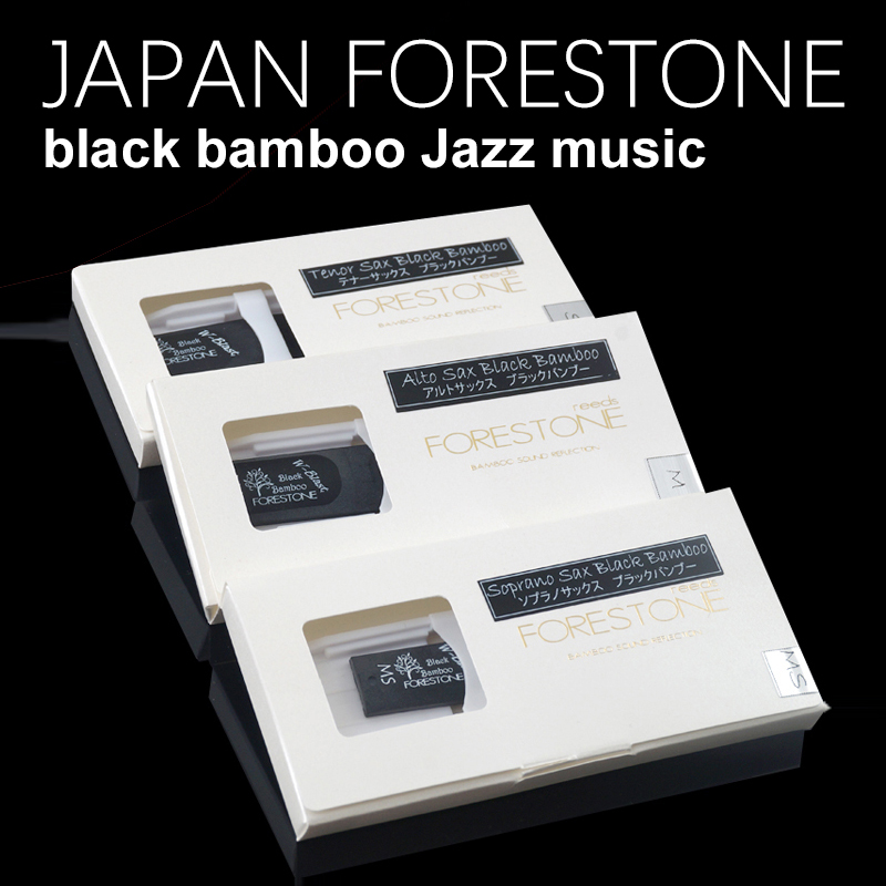 Japan Forestone resin reed\soprano\alto\tenor\Clarinet\black bamboo\Jazz music on stage sxs7101b alto tenor saxophone stand with flute clarinet peg 2 pack