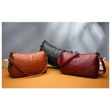 Women Fashion Small Half-Moon Shoulder Bags (3 colors)