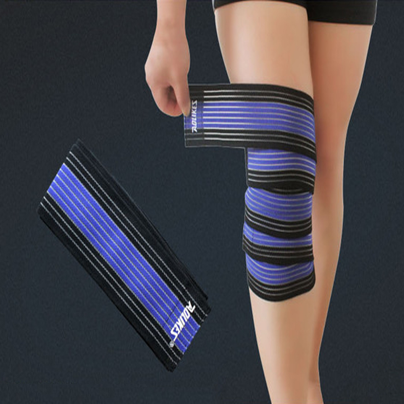 1 Pcs Knee Elbow Wrist Ankle Hand Support Wrap Sport Bandage Compression Strap NEW