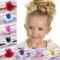 2016 Hot Fashion Lovely Baby Girl Boy Princess Queen Crown Pearl Tiara Hair Band Headband Lace Birthday Christmas Party Headwear